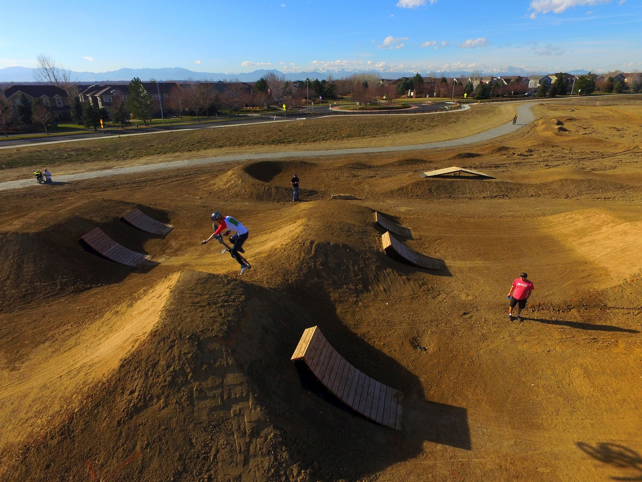 70ecd9ffb2c McKay Lake Bike Park | Progressive Bike Ramps